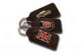 MG Enamel Keyrings